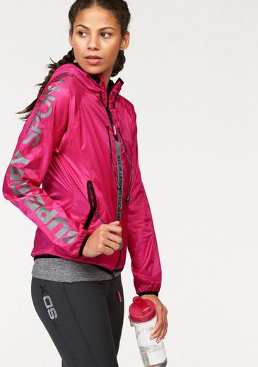 Superdry Trainingsjacke Core Affect Cagoule