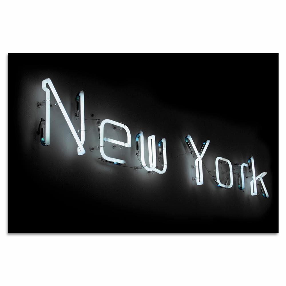 INOSIGN Acrylglasbild »New York«, Stadt, 60/40 cm