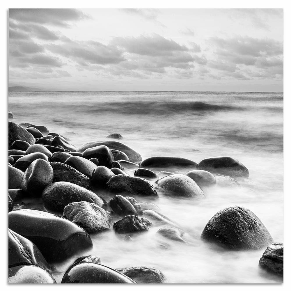 Home affaire Acrylglasbild »Stones«, 40/40 cm