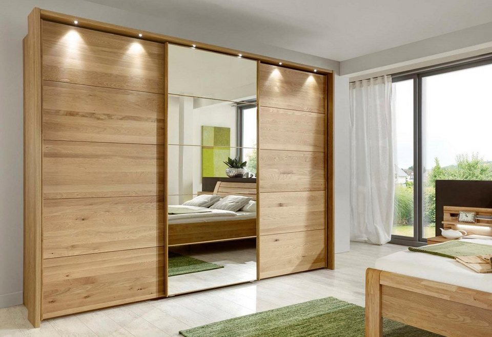 wiemann schwebet renschrank kufstein mit spiegelt r in drei breiten online kaufen otto. Black Bedroom Furniture Sets. Home Design Ideas