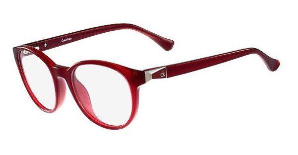 Calvin Klein Damen Brille » CK5892«, braun, 201 - braun