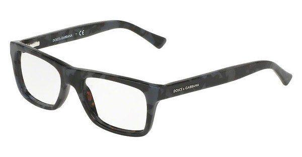 DOLCE & GABBANA Dolce & Gabbana Herren Brille »URBAN DG3205«, schwarz, 3076 - schwarz