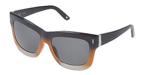 ESCADA Escada Sonnenbrille » SES393«, grau, 07R9 - grau/braun