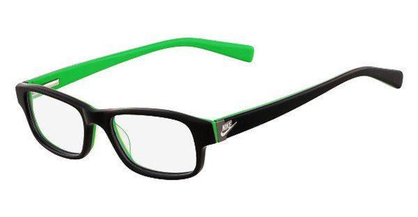 Nike Kinderbrillen Brille » NIKE 5528«, rot, 605 - rot