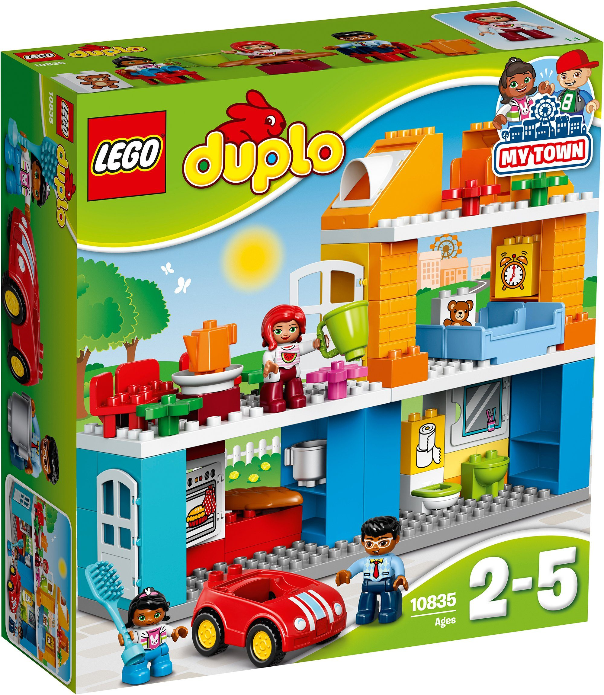 LEGO® Familienhaus (10835), »LEGO® DUPLO®«