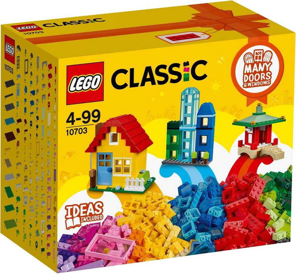 LEGO® Kreativ Bauset Gebäude (10703), »LEGO® Classic«