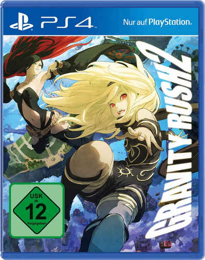 Gravity Rush 2 PlayStation 4 Sale Angebote