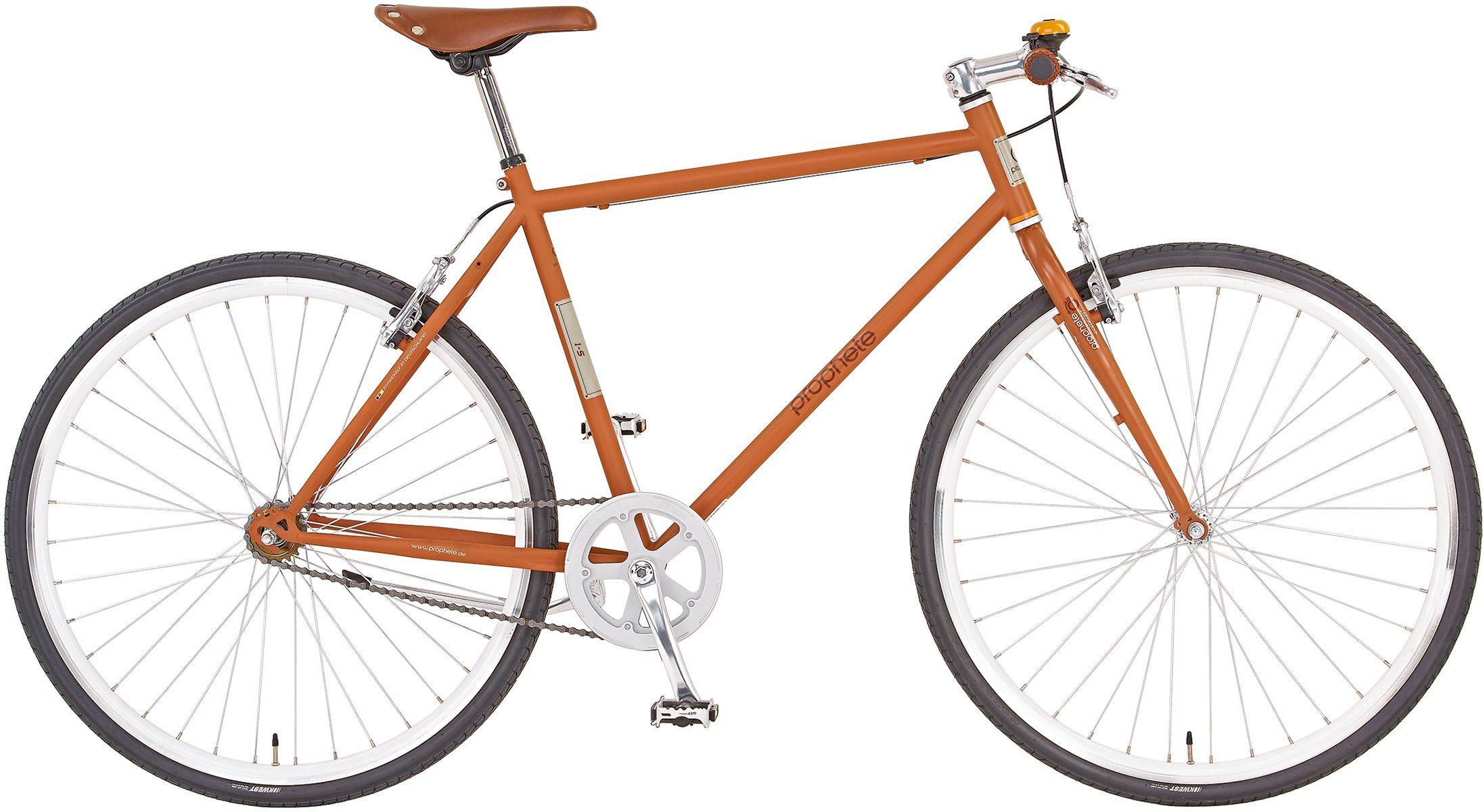 Prophete Herren Cityrad, 28 Zoll, »1-S/Singlespeed-Bike«