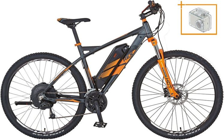 rex herren e bike mtb 29 zoll 27 gang shimano deore. Black Bedroom Furniture Sets. Home Design Ideas