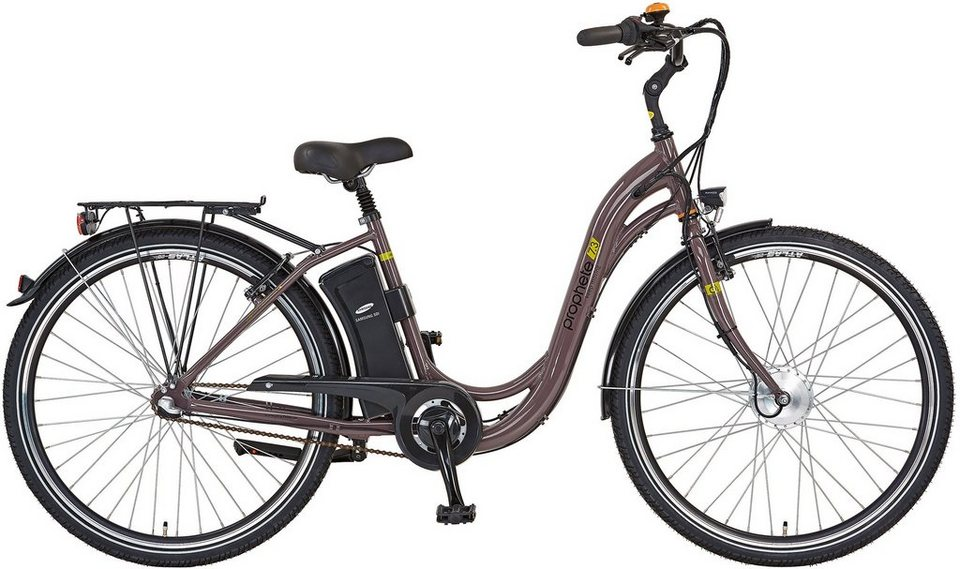 prophete e bike navigator 7 3 3 gang shimano. Black Bedroom Furniture Sets. Home Design Ideas