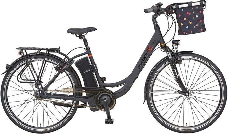 prophete damen e bike city 28 zoll 7 gang shimano nexus. Black Bedroom Furniture Sets. Home Design Ideas