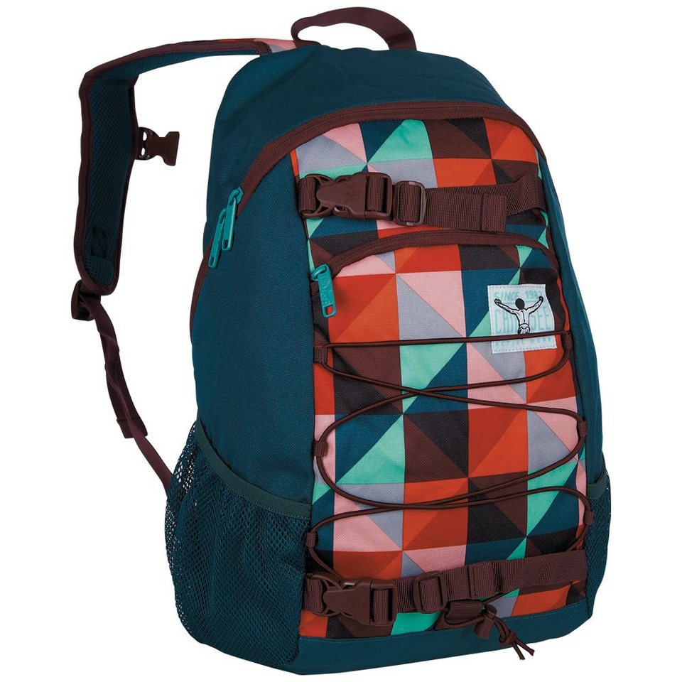 Chiemsee Rucksack »BASE« in magic triangle