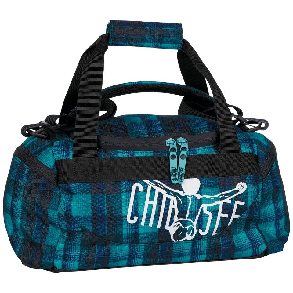 Chiemsee Sporttasche »MATCHBAG X-SMALL« in checky chan bl