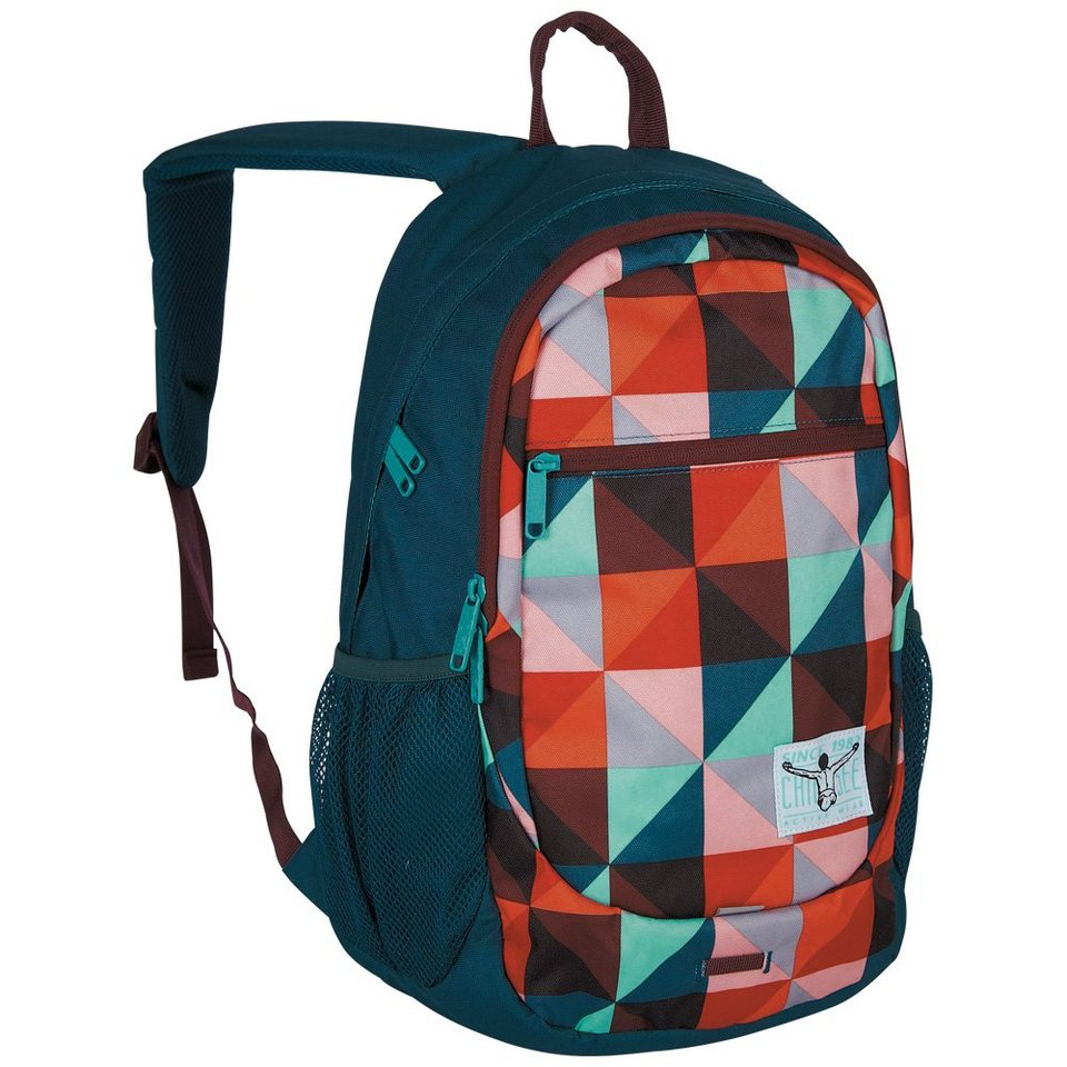 Chiemsee Rucksack »TECHPACK TWO« in magic triangle