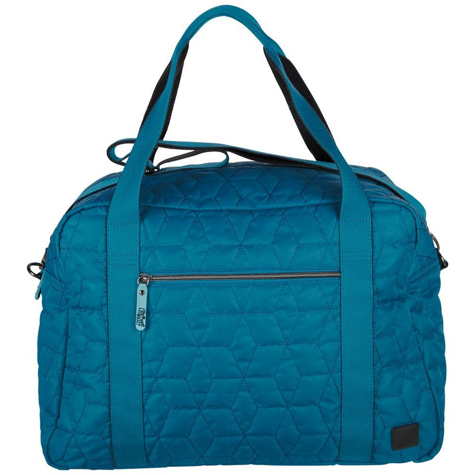 Chiemsee Sporttasche »QUILTED SPORTS BAG« in algiers blue