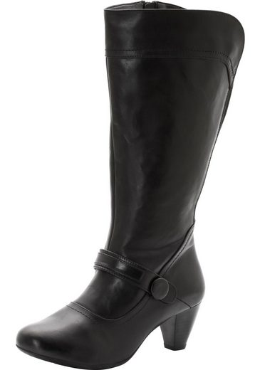 Sheego Shoes Far Boots, Wide F