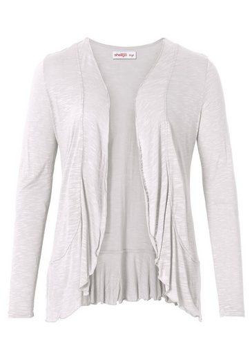 sheego Style Shirtjacke