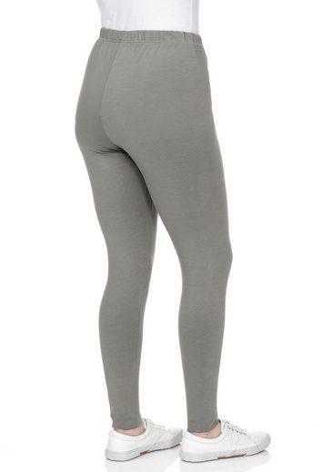 sheego Basic Leggings