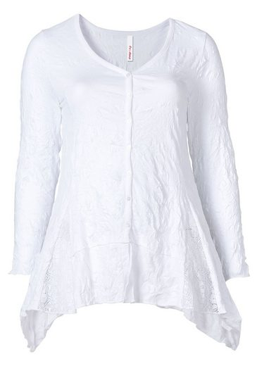 Joe Browns Longshirt, in Crinkle-Optik