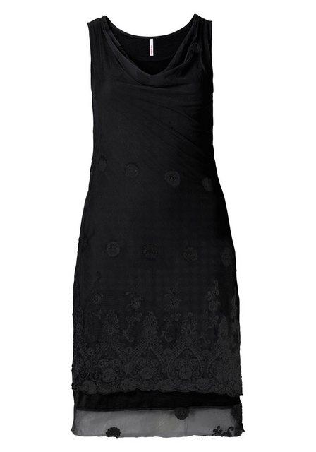 Sheego Spitzenkleid Individuelle Waschung: Jedes Teil ein Unikat | Bekleidung > Kleider > Spitzenkleider | Sheego