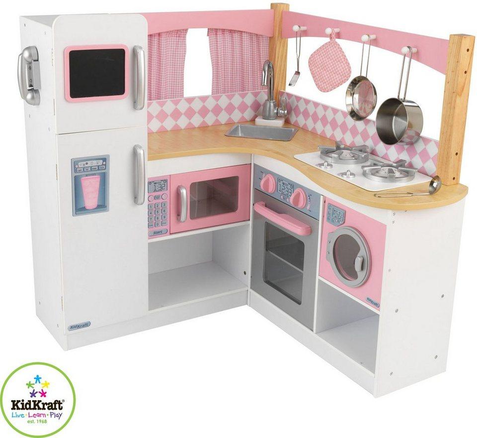 Kidkraft® Spielküche aus Holz, »Grand Gourmet« | OTTO