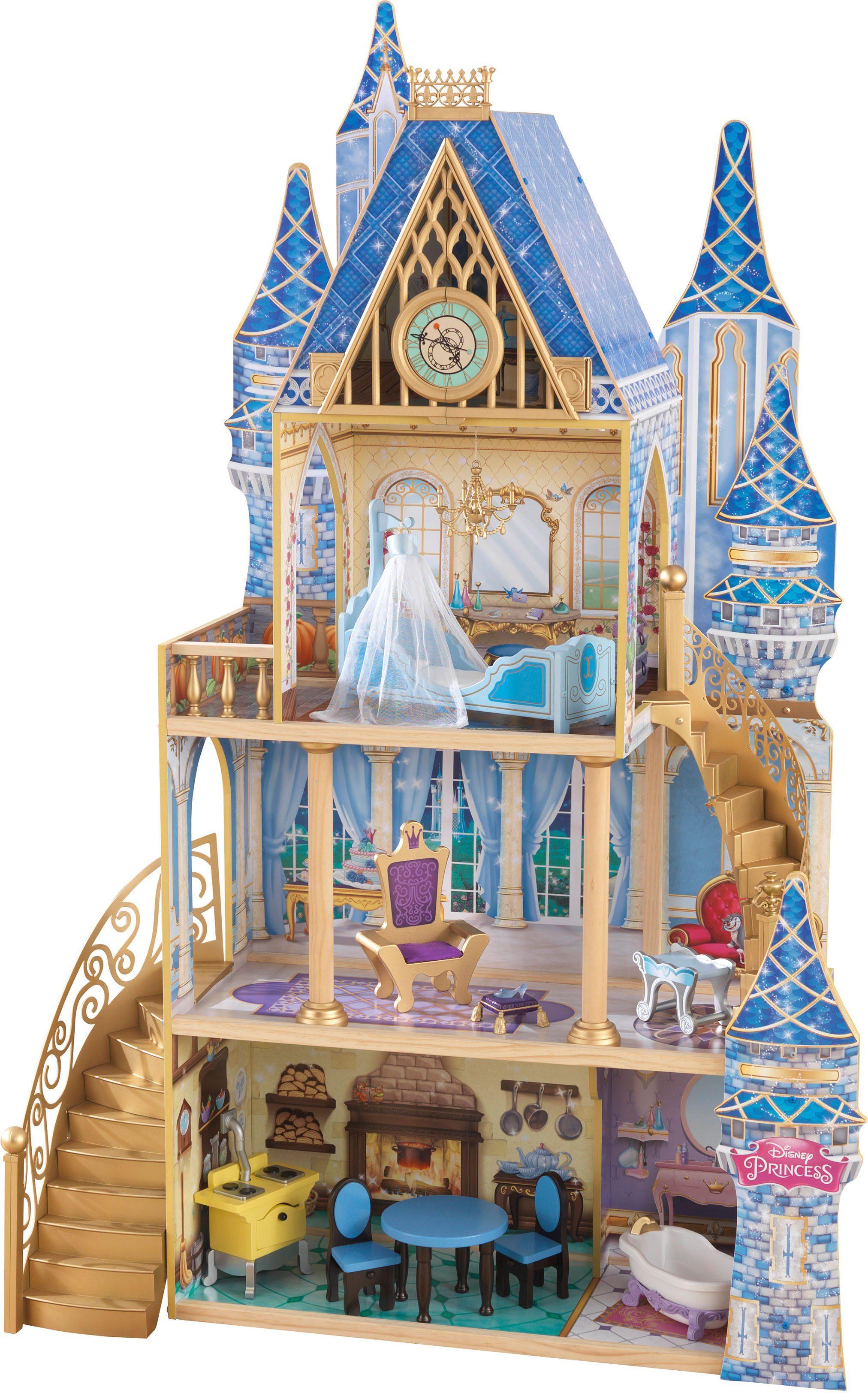 KidKraft® Puppenhaus, »Disney Princess™ Cinderella Royal Puppenhaus«