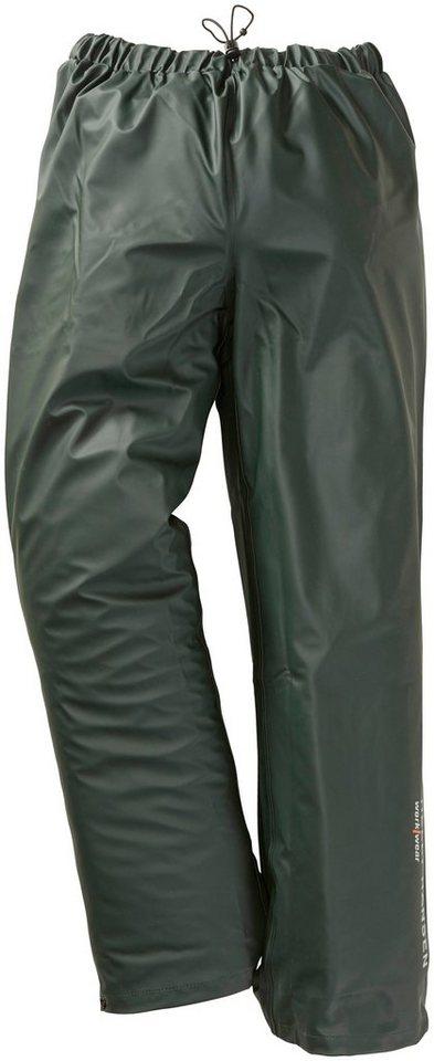 Helly Hansen Workwear Regenhose »Voss Pant« | Sportbekleidung > Sporthosen > Regenhosen | Grün | Polyester | Helly Hansen