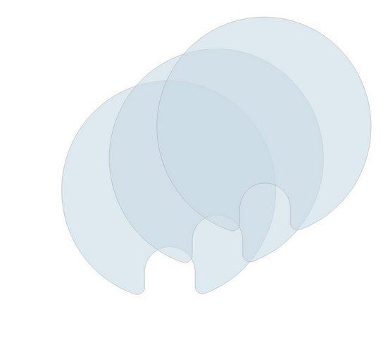 BROTECT Schutzfolie »Panzerglasfolie für Dyson V11 Absolute«, (3 Stück), Schutzglas Glasfolie klar