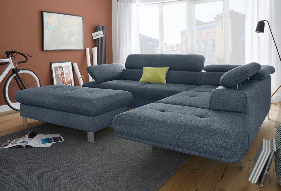 gala collezione polsterecke wahlweise mit bettfunktion online kaufen otto. Black Bedroom Furniture Sets. Home Design Ideas