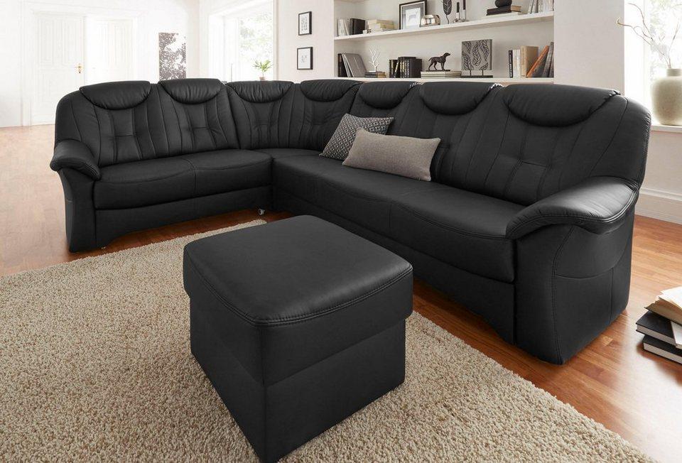 exxpo sofa fashion polsterecke wahlweise mit bettfunktion polsterecke mit federkern online. Black Bedroom Furniture Sets. Home Design Ideas