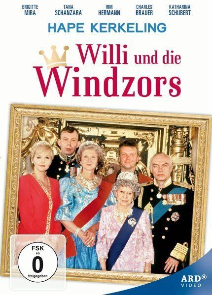 DVD »Willi und die Windzors«