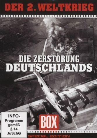 DVD »Der 2. Weltkrieg - Die Zerstörung Deutschlands«