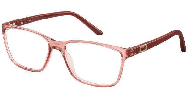 Elle Creation Damen Brille » EL13405«, rot, RE - rot