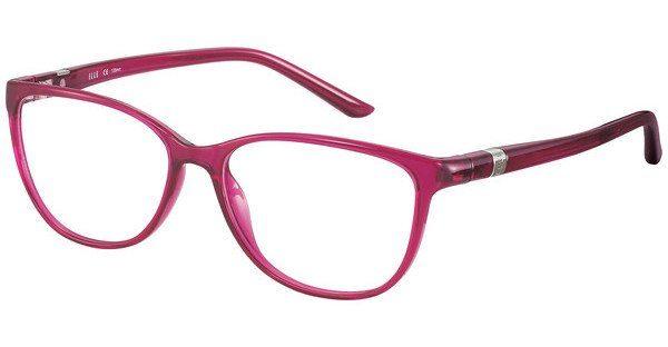 Elle Creation Damen Brille » EL13396«, schwarz, BK - schwarz