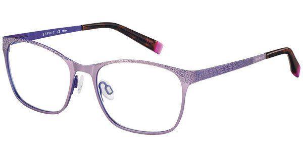 Esprit Damen Brille » ET17487«, schwarz, 538 - schwarz