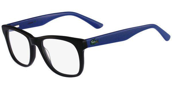 Lacoste Kinderbrillen Brille » L3614«, schwarz, 001 - schwarz