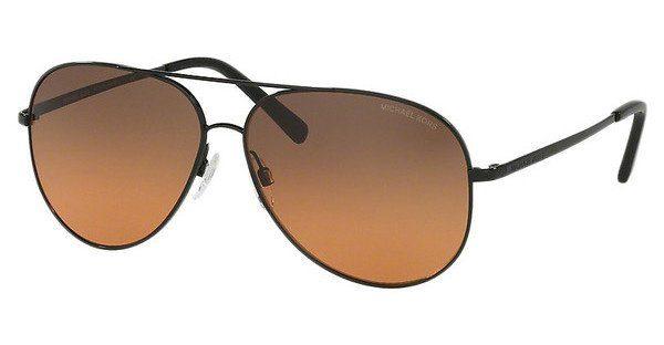 MICHAEL KORS Michael Kors Sonnenbrille »KENDALL MK5016«, schwarz, 108218 - schwarz/grau