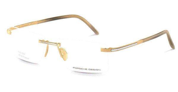 Porsche Design Herren Brille » P8180« - Preisvergleich