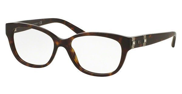 Ralph Lauren Damen Brille » RL6165«, braun, 5003 - braun