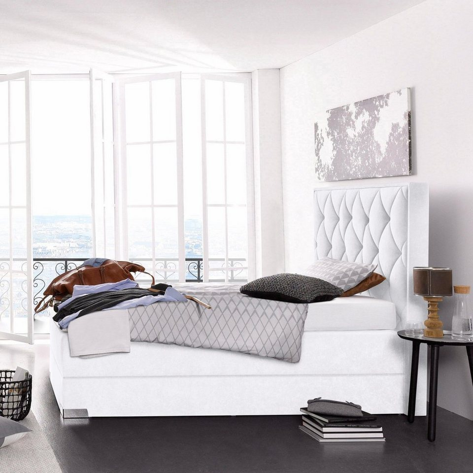 westfalia schlafkomfort boxspringbett kaufen otto. Black Bedroom Furniture Sets. Home Design Ideas