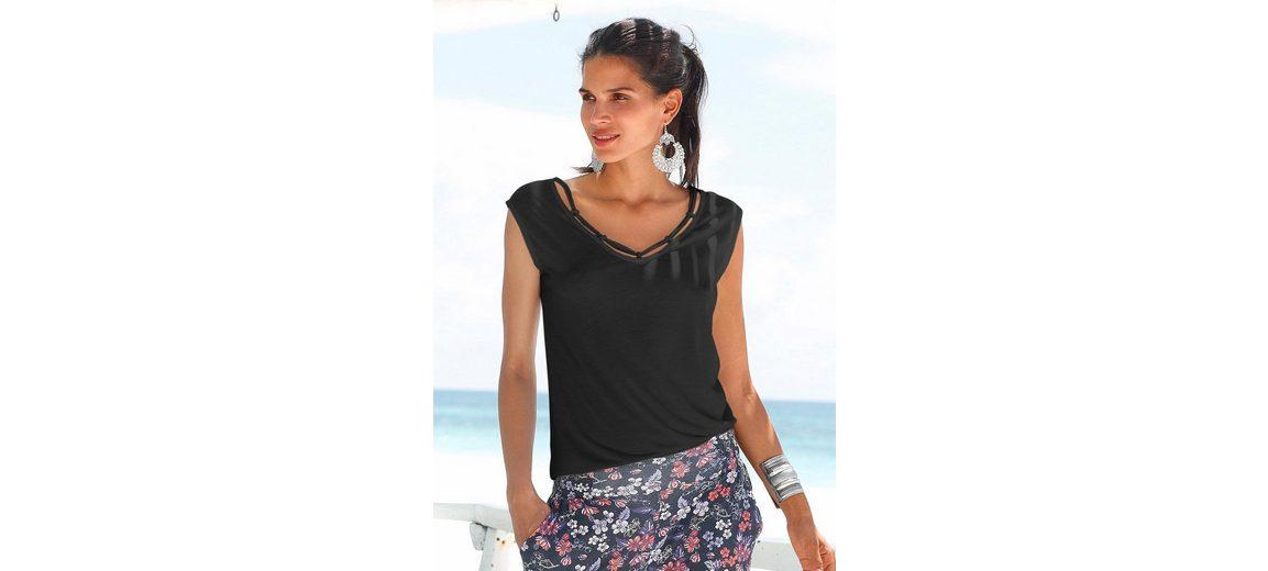 s.Oliver RED LABEL Beachwear Strandshirt Shop-Angebot Günstig Online u6ADOAn