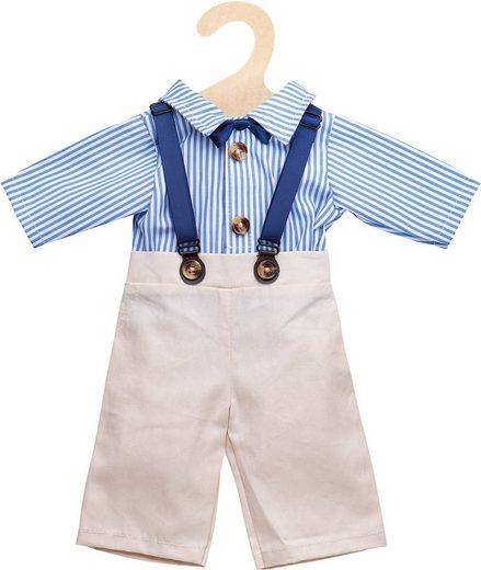 Heless Puppenkleidung »Puppen-Bräutigam Outfit Franz, Gr. 35-45 cm«