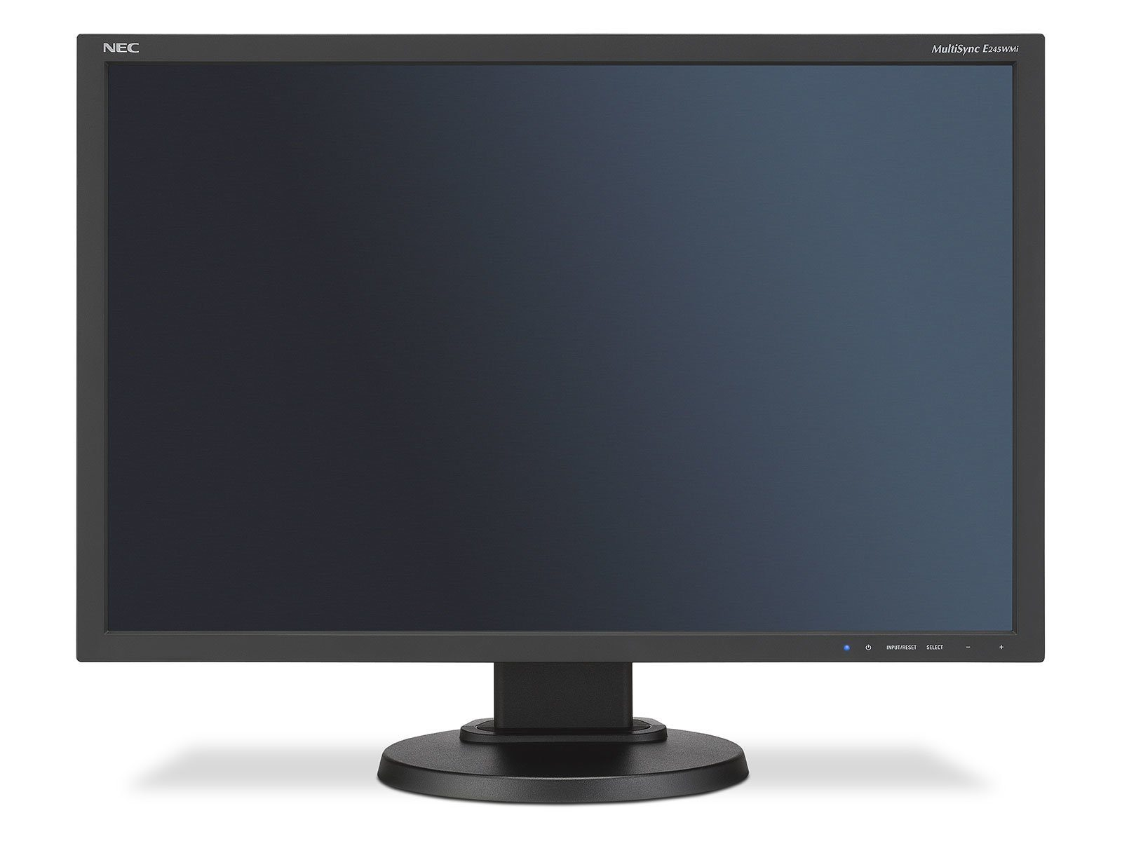 NEC Desktop Display »MultiSync® E245WMi 61.13CM 24IN LED schwarz«