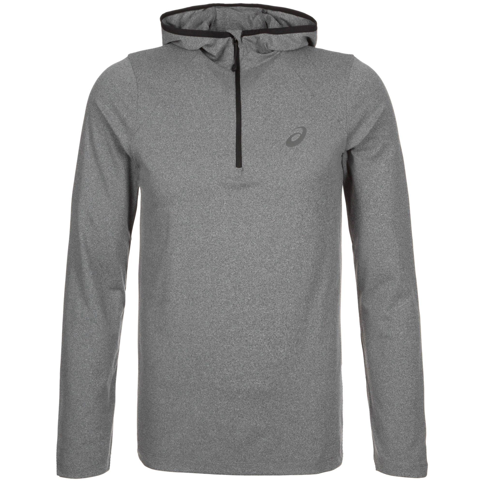 asics hoodie herren