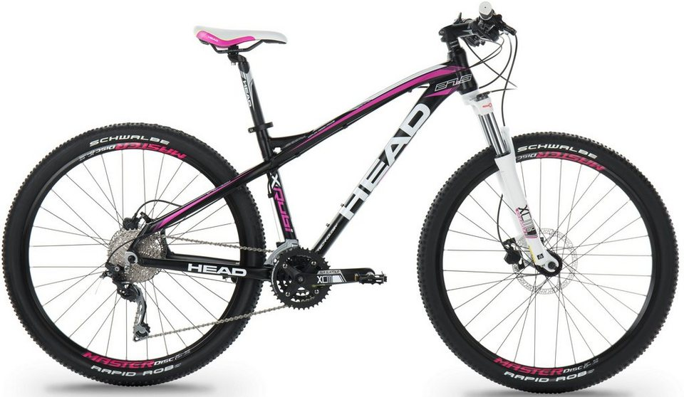 head damen hardtail mtb 27 5 zoll 30 gang shimano deore. Black Bedroom Furniture Sets. Home Design Ideas