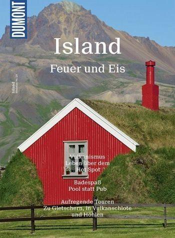 Broschiertes Buch »DuMont Bildatlas 29 Island«