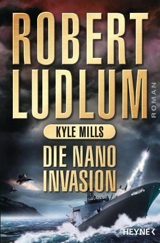 Broschiertes Buch »Die Nano-Invasion / Covert One Bd.12«