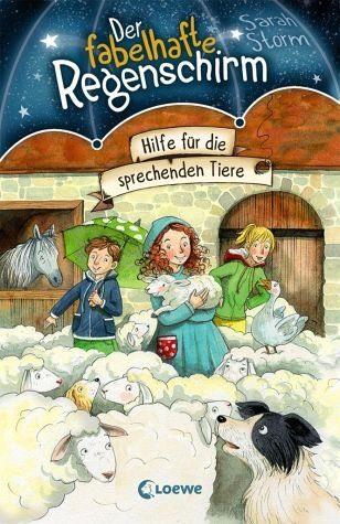 Gebundenes Buch »Hilfe für die sprechenden Tiere / Der...«