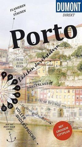 Broschiertes Buch »DuMont Direkt Reiseführer Porto«