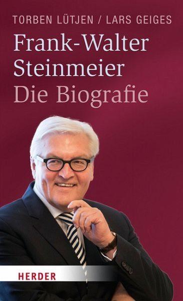 Gebundenes Buch »Frank-Walter Steinmeier«